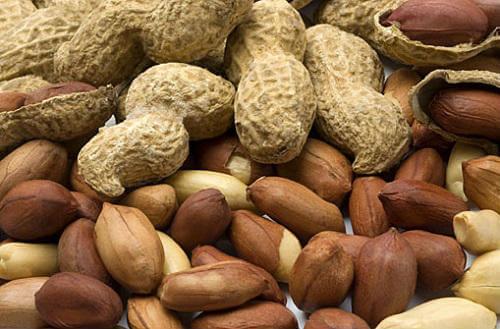 Amendoim in natura: Informação Nutricional