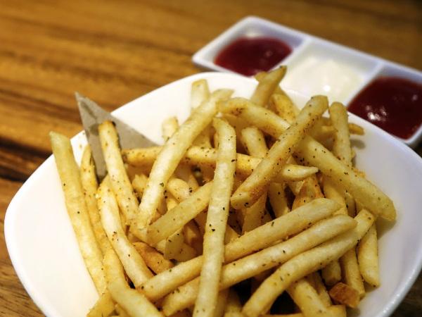 Batata inglesa frita: Informação Nutricional