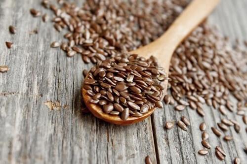 Linhaça (semente): Informação Nutricional