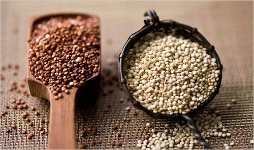 Quinoa: Informação Nutricional