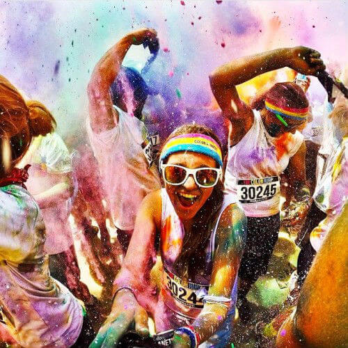 The Color Run, Uma Festa de Corrida!