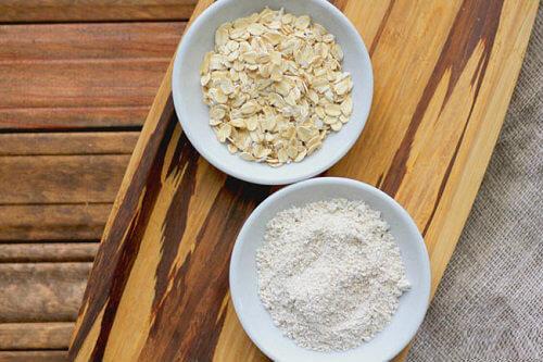 Farinha de aveia: Informação Nutricional