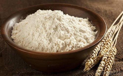 Amido de arroz: Informação Nutricional