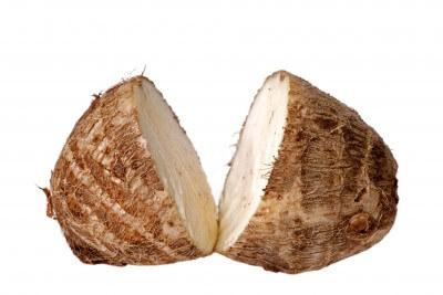 Inhame cozido: Informação Nutricional