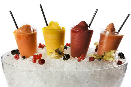 Receitas de smoothies