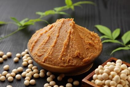 Pasta de soja: Informação Nutricional