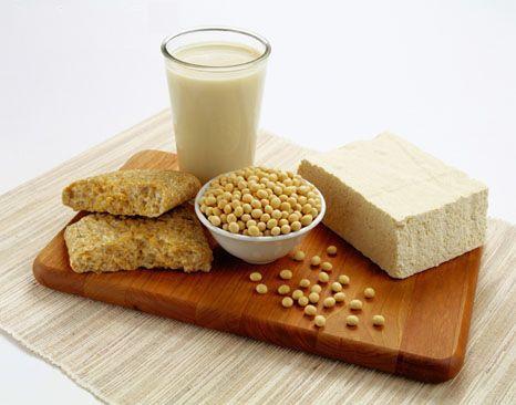 Proteína de soja: Informação Nutricional