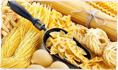 Sopa de macarrão: Informação Nutricional