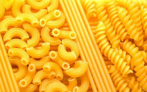 Macarrão empanado: Informação Nutricional