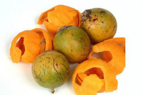 Tucumã: Informação Nutricional