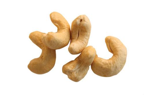 Castanha de caju: Informação Nutricional