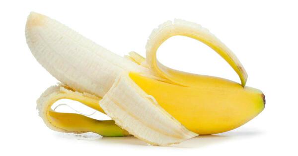 Banana crua (ouro, prata, d'água, da terra, etc) informação nutricional