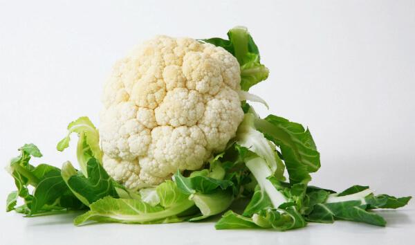 Couve-flor frita: Informação Nutricional