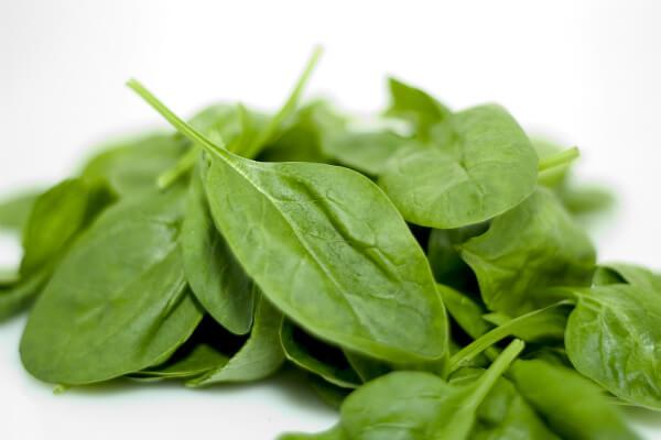 Espinafre refogado: Informação Nutricional