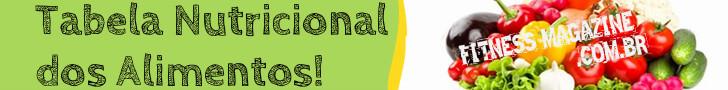 Informação nutricional dos alimentos!