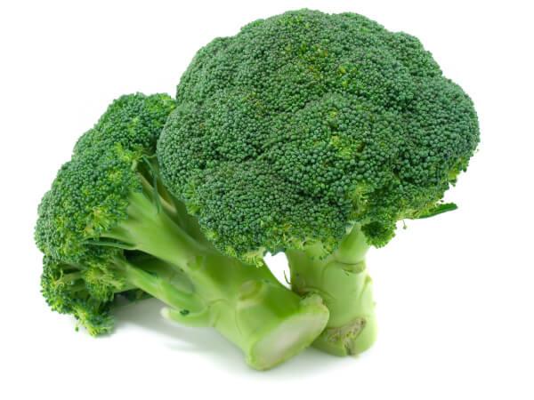 Brócolis Cru: Informação Nutricional