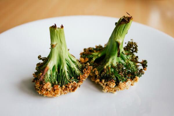 Brócolis Empanado: Informação Nutricional