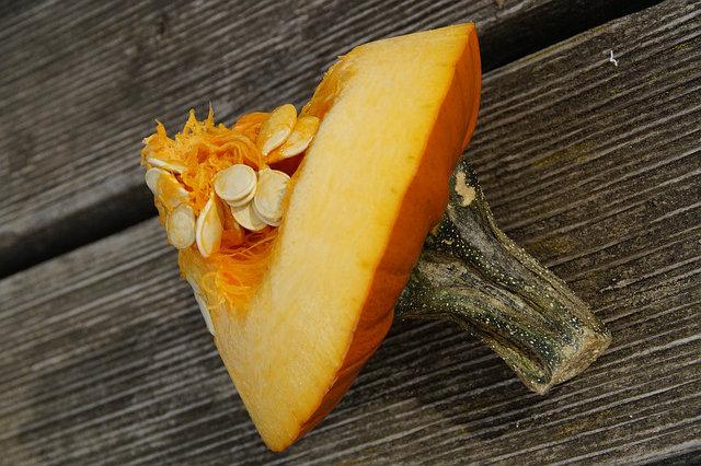 Abóbora Cozida: Informação Nutricional