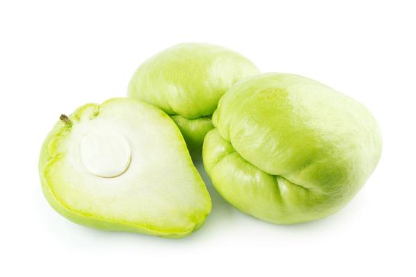 Chuchu Refogado: Informação Nutricional