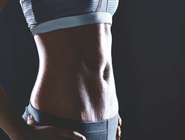 Exercícios para Abdômen