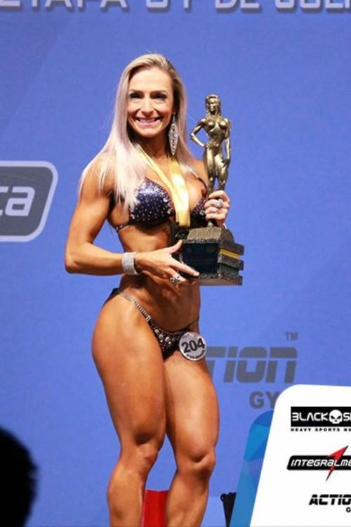 Luciana Fernandes Atleta