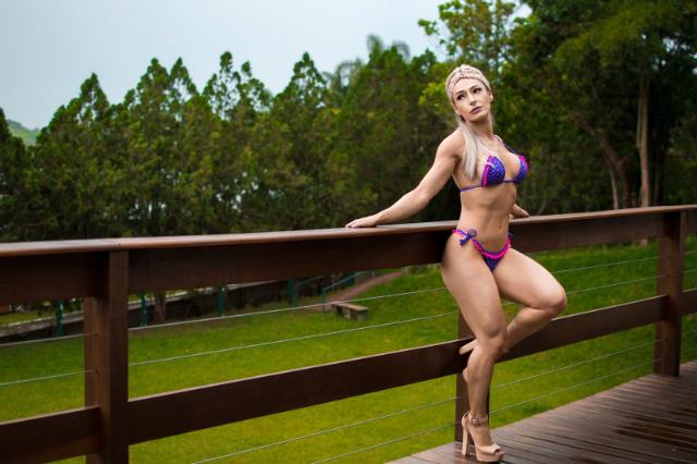 Luciana Fernandes – Uma atleta que inspira!