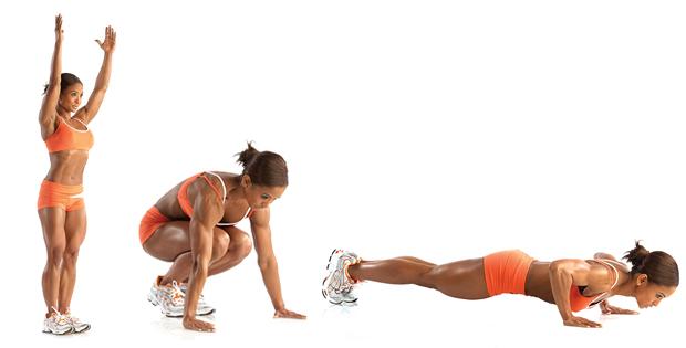 Burpees Fitness Magazine Brasil