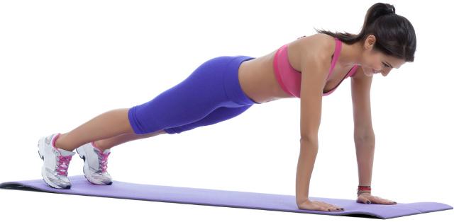 Plank - Prancha