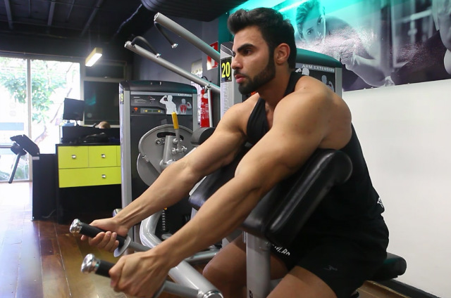 Tríceps Máquina