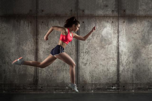 Como faço para correr mais rápido?