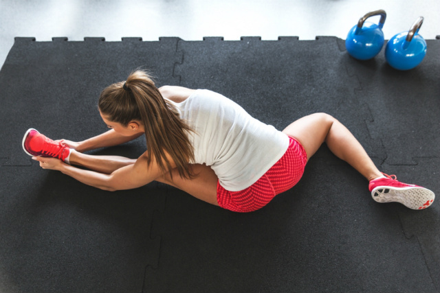 O que é um treino de flexibilidade?