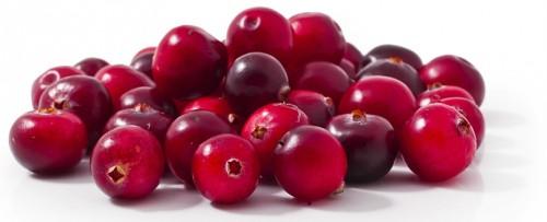 Suplementos naturais Cranberry