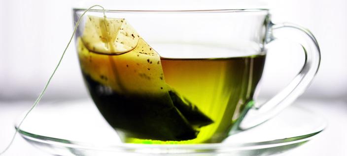 Suplementos naturais chá verde
