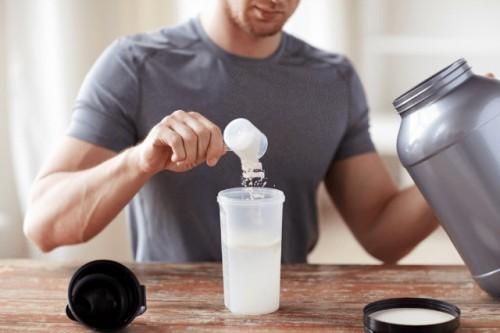 Suplementação de Proteínas, Carboidratos e Gorduras