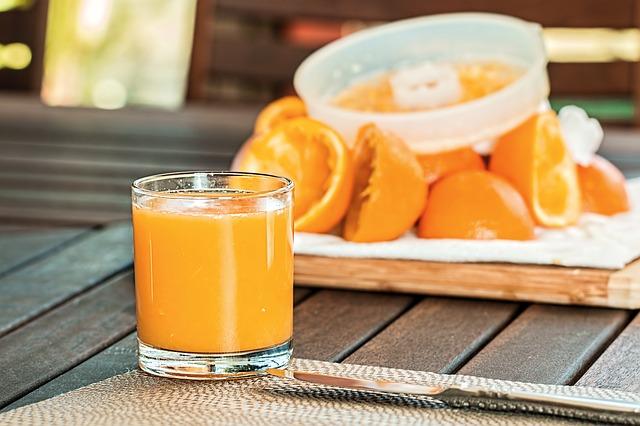A melhor forma de ingerir Vitamina C