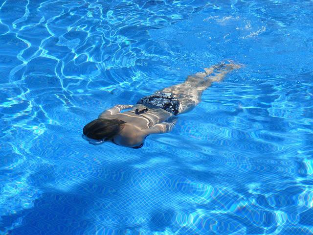 Quais são os estilos de natação e distâncias das provas?