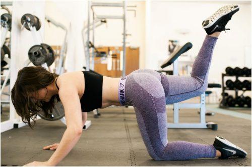 Melhores exercícios para os glúteos!