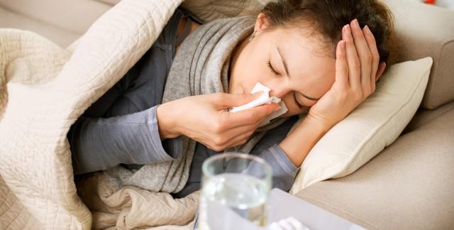 Como o vírus da gripe é transmitido?
