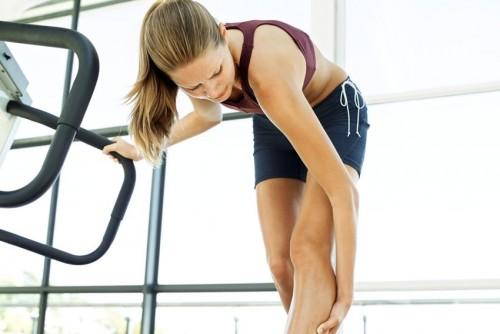 Como tratar a dor após os exercícios