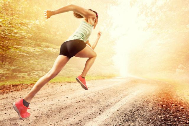 Corrida Desafio Fitness