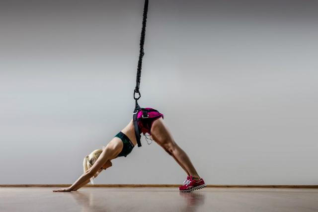 Conheça o desafiador e divertido Bungee Workout!