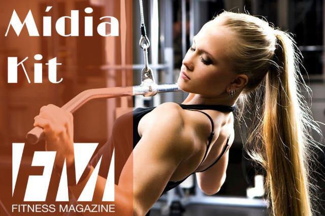 Mídia Kit Fitness Magazine Brasil