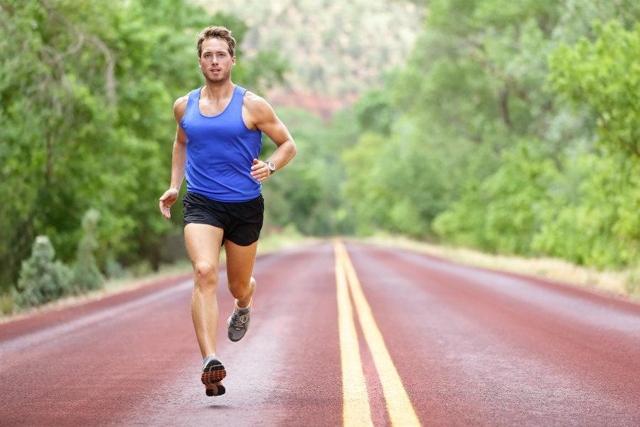 Evolução no treino de corrida, como correr uma maratona