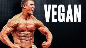 Dieta vegana para ganhar muscúlos!