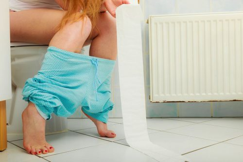Novos hábitos no banheiro pela tireoide