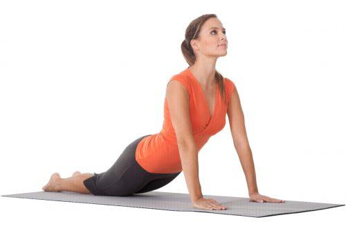Treino de yoga para combater a depressão