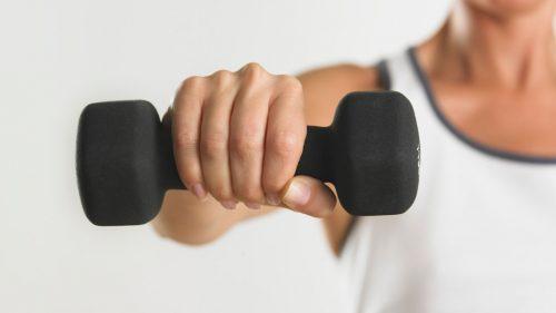 Treino para combater a artrite
