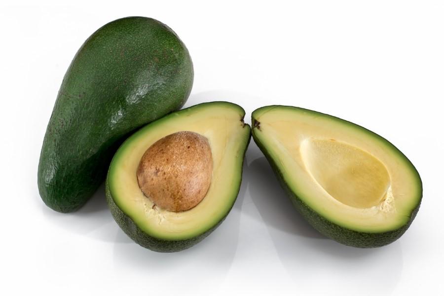 Abacate informação nutricional