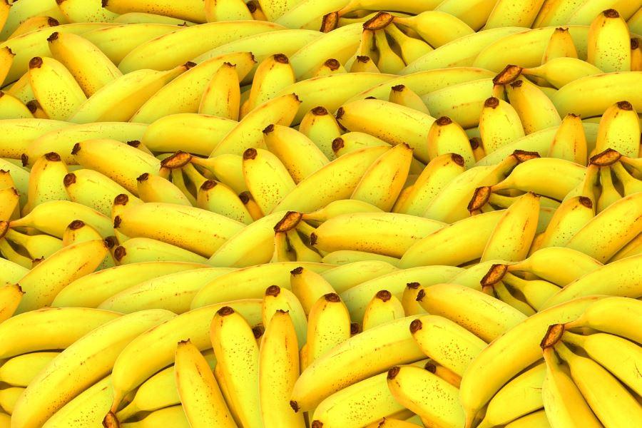 Banana cozida (ouro, prata, d'água, da terra, etc) informação nutricional