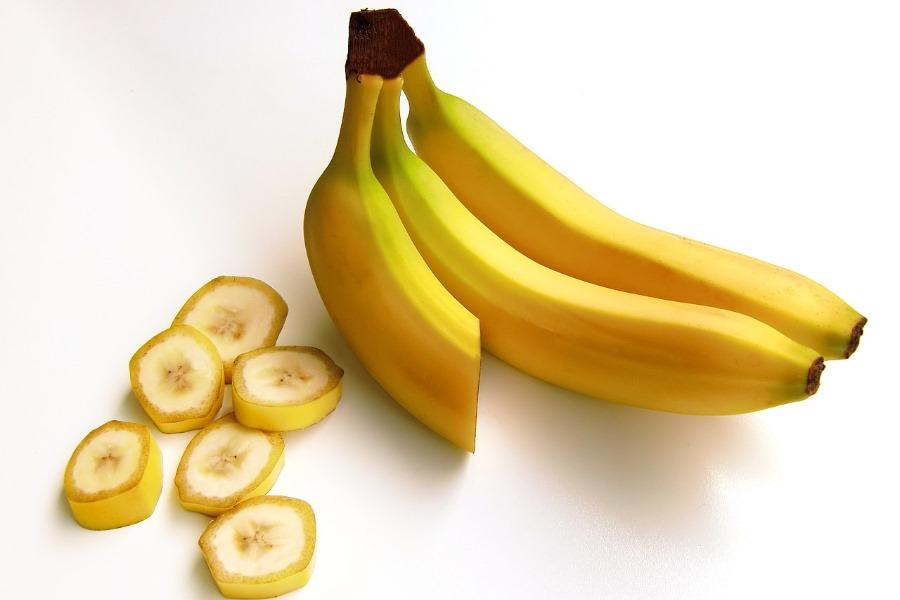 Banana empanada ou à milanesa informação nutricional